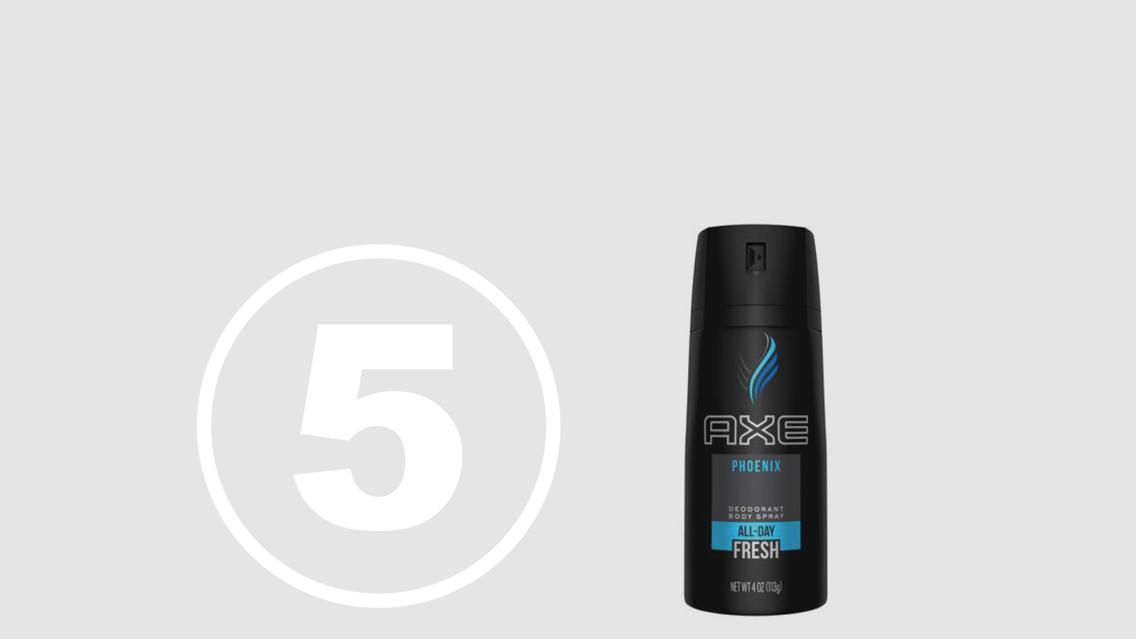 "<h5>Top Ten Most Hazardous Products</h5><h4>Axe Phoenix Body Spray</h4><p>A body spray made by Unilever and marketed to young men using an overtly sexual ad campaign.<br />We found <span class=""highlight"">14 chemicals</span> chemicals linked to chronic health effects with <span class=""highlight"">100% hidden in ""fragrance.""</span></p>"